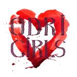 odri girls lettering