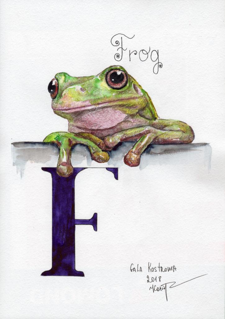 Frog-abc