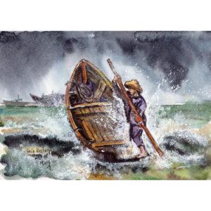 Борьба со стихией