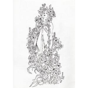 Фея лилий