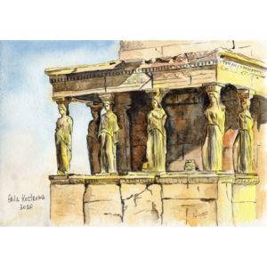Греческий храм