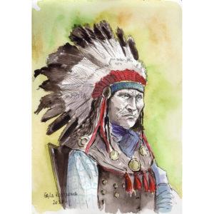 Индейские вожди